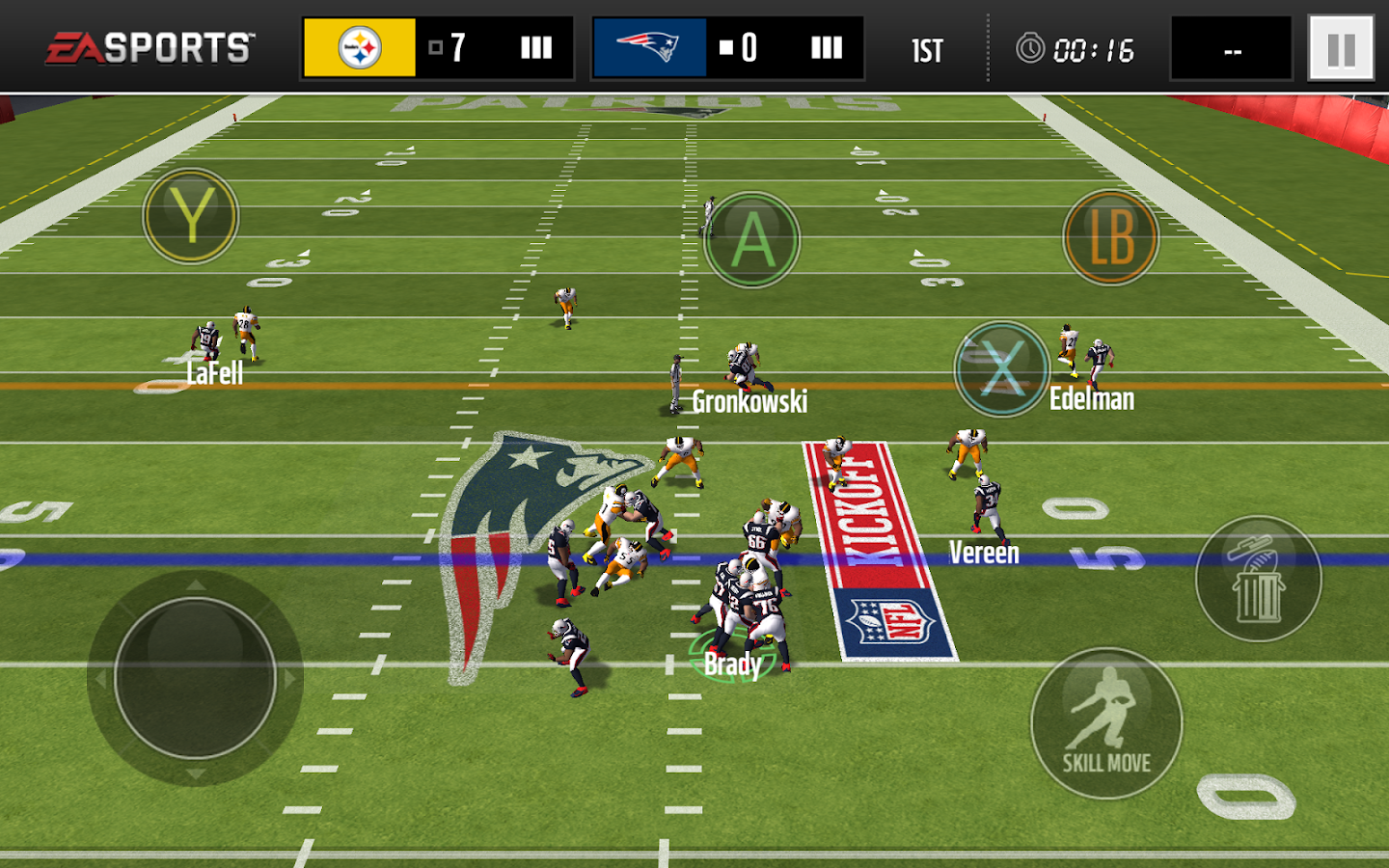 Madden NFL Mobile Screenshot 5