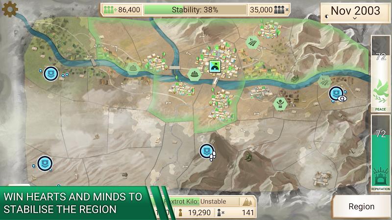 Rebel Inc. Screenshot 3
