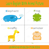 Download Learn English With Animal Picture APK on PC