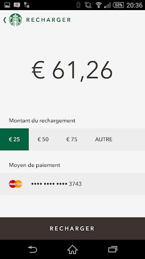 Starbucks France screenshot 3
