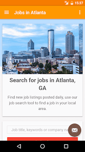 Jobs in Atlanta, GA, USA - screenshot