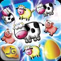 Crazy Farm Saga APK for Bluestacks