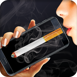 Smoking virtual cigarettes For PC