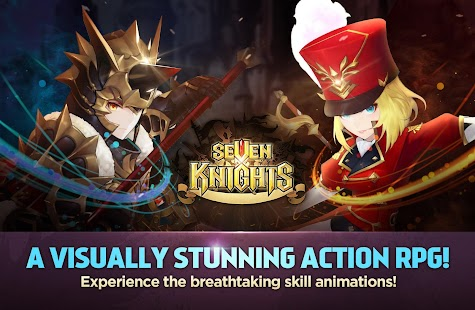 Free Download Seven Knights APK for Blackberry