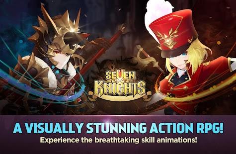 Seven Knights APK for Bluestacks