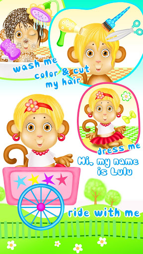 Sweet Baby Animal Beauty Salon For PC