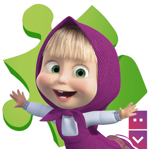 Masha and The Bear Puzzle Game (game)