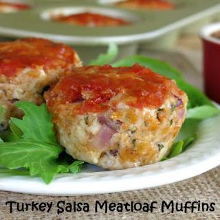 Salsa Meatloaf Muffins Recipes