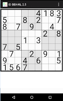 Screenshot of Two Million FREE Sudoku