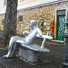 by Alenka Predic - Buildings & Architecture Statues & Monuments
