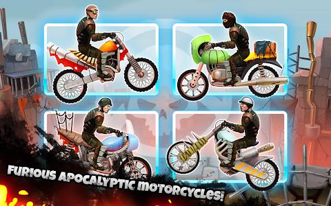 Mad Road: Apocalypse Moto Race 이미지[1]