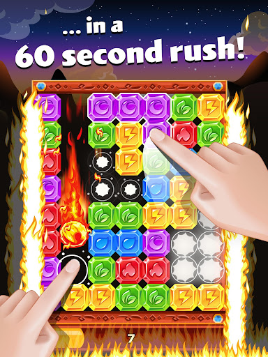 Diamond Dash Match 3: Award-Winning Matching Game screenshot 7