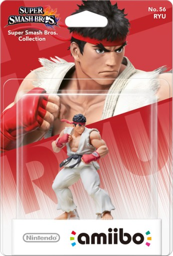 Ryu packaged (thumbnail) - Super Smash Bros. series