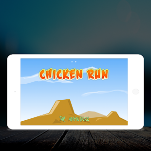 Run Chicken Run - screenshot