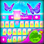 Butterfly Keyboard Icon