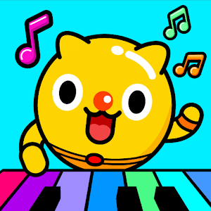 Baby Piano For Toddlers: Kids Music Games For PC (Windows & MAC)