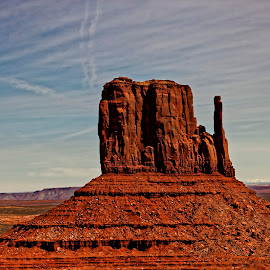 Monument Valley-12 by Kevin Whitaker - Landscapes Deserts ( monument valley, desert, travel, landscape )