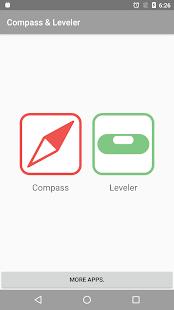 Compass e Nível