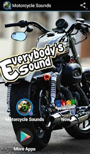 Motorcycle Sounds - screenshot