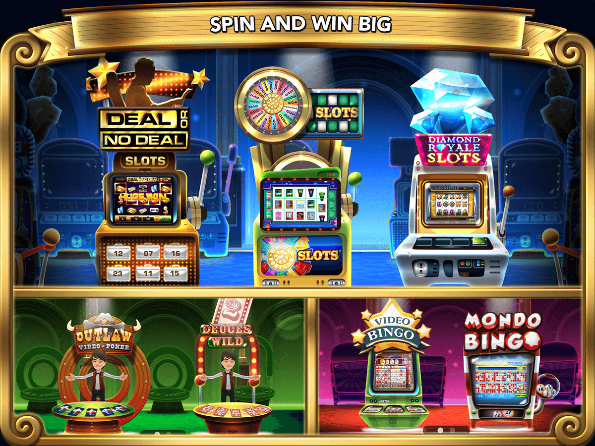 GSN Grand Casino - FREE Slots Screenshot 15