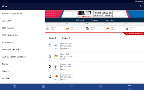 NBA APK for Ubuntu