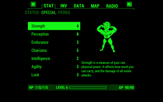 Fallout Pip-Boy APK screenshot thumbnail 7