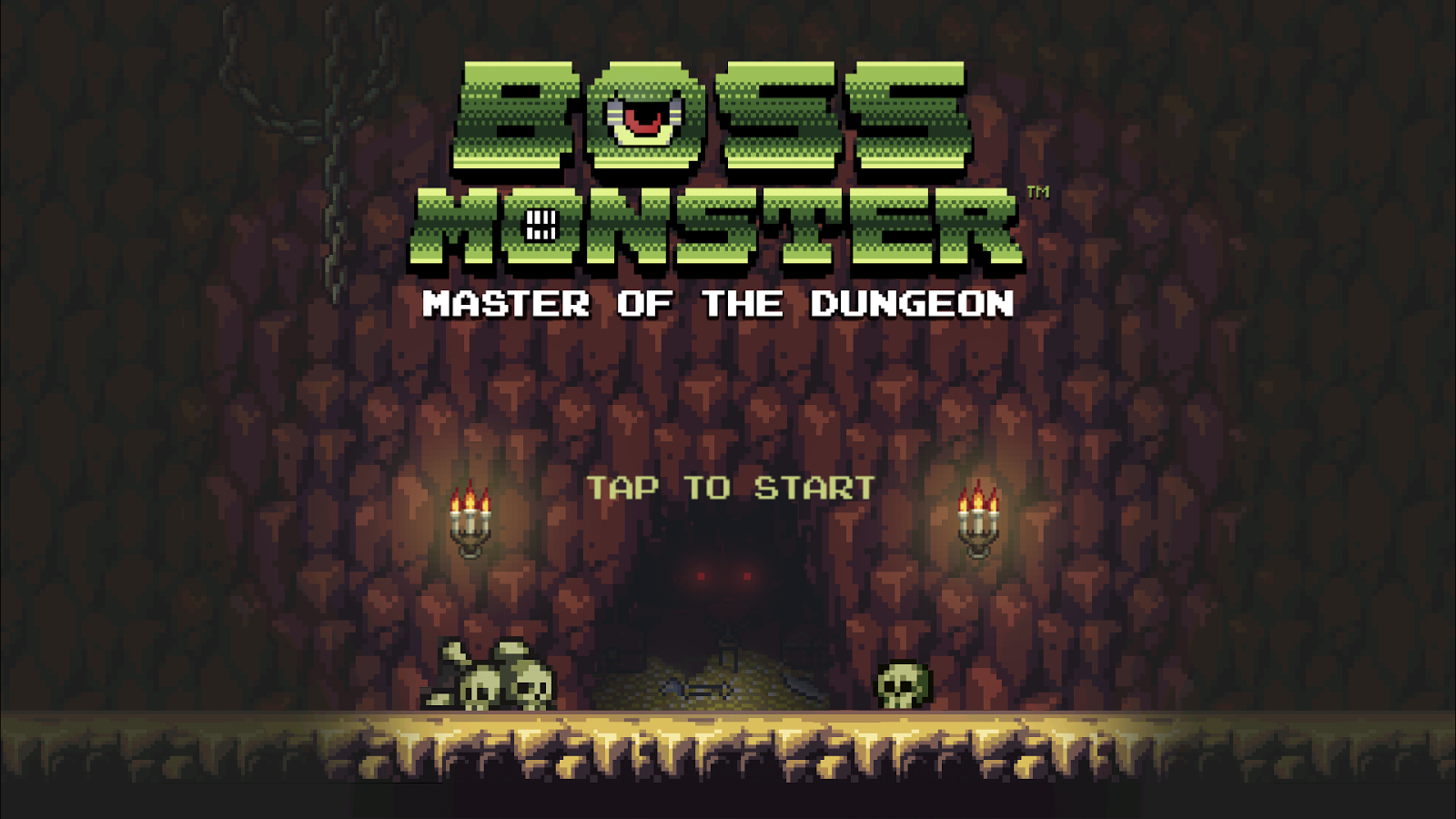 Boss Monster Screenshot