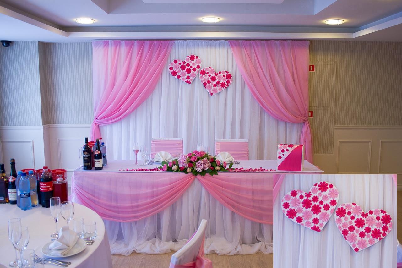 Свадьба в розовом цвете: фото и идеи 464