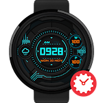 HUD watchface by Atmos APK Image