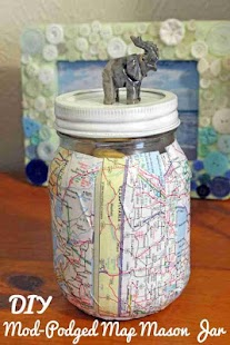 DIY Mason Jar Ideas - screenshot