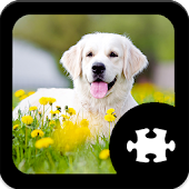 Game Dog Jigsaw Puzzle apk for kindle fire