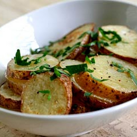 Sherry Potatoes