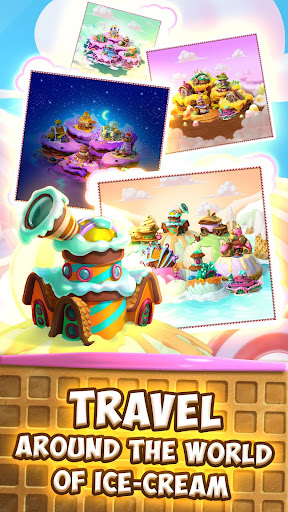 Ice Cream Challenge - Free Match 3 Game For PC