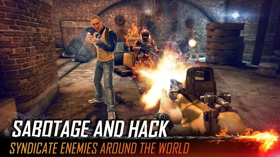 Game Mission Impossible RogueNation APK for Windows Phone