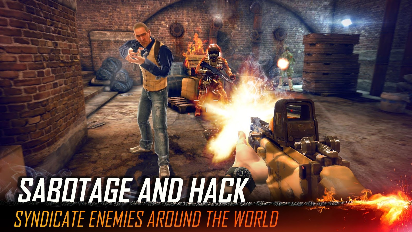 Mission Impossible RogueNation Screenshot 9