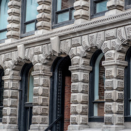arches by Darren Sutherland - Buildings & Architecture Architectural Detail ( montreal, montreal.quebec city )