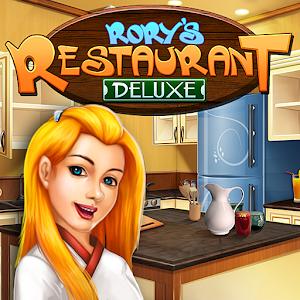 Match-3 Rorys Restaurant Online PC (Windows / MAC)