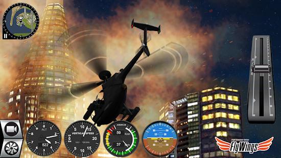 Helicopter Simulator 2016 Free- screenshot thumbnail