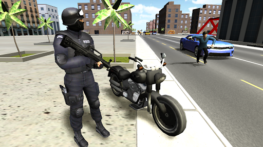 Moto Fighter 3D Screenshot