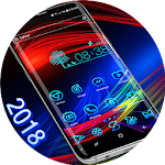 Neon 2   HD Wallpapers - Themes 2018 Icon