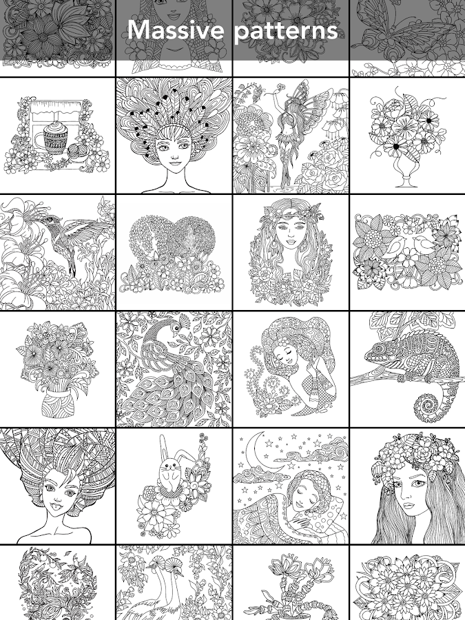 Garden Coloring Book Screenshot 9