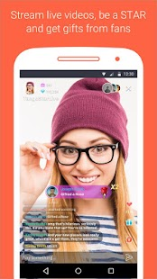 Tango - Live Stream Video Chat Screenshot