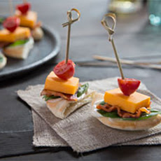 Bacon-Cheddar Stacker Snackers