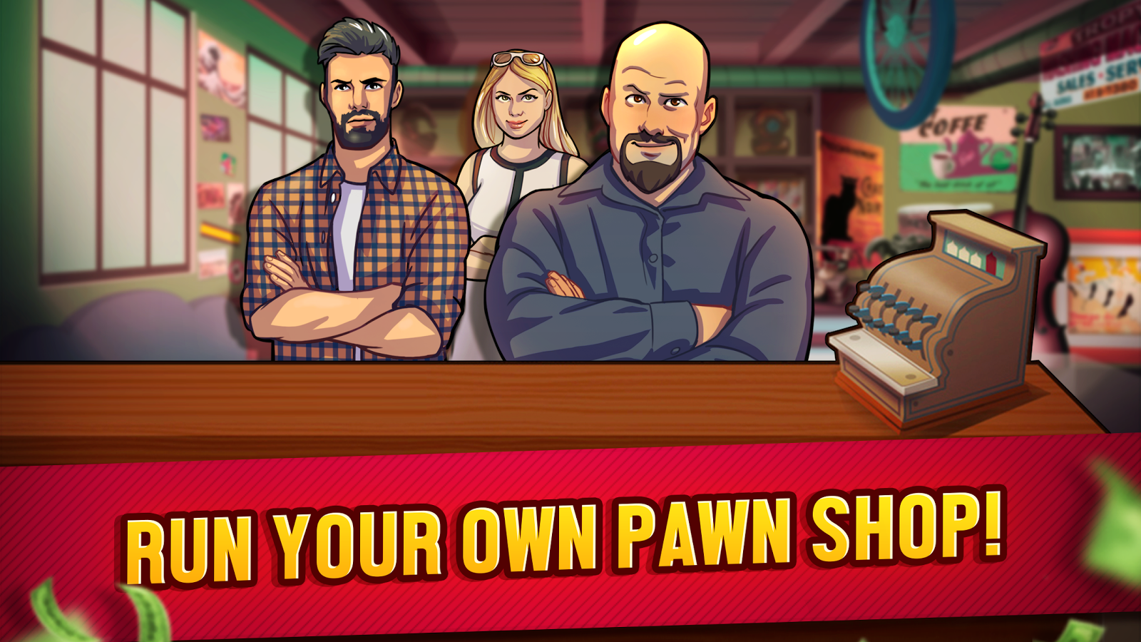 Bid Wars - Storage Auctions & Pawn Shop Game Screenshot 1