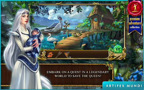 Grim Legends 2: Song of the Dark Swan (Full) for pc