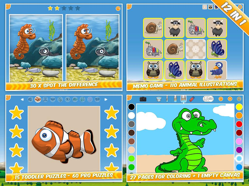 The fabulous Animal Playground Screenshot 2