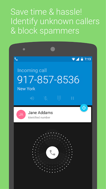 Caller ID + screenshots