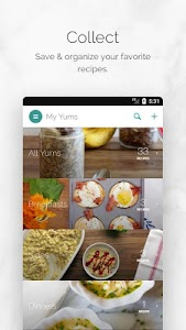 Yummly Recipes & Shopping List 3.1