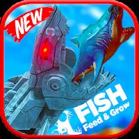 feed and grow Mecha fish on PC (Windows & Mac)