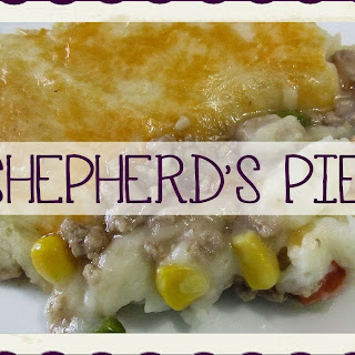 SHEPHERD'S PIE | What's Cooking Wednesday?